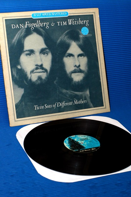 "FOGELBERG/WEISBERG -  - ""Twin Sons of Different Mothers"" -  CBS Mastersound Audiophile pressing"
