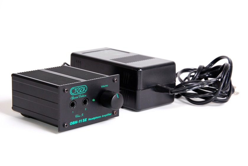 Creek OBH-11SE Headphone Amp