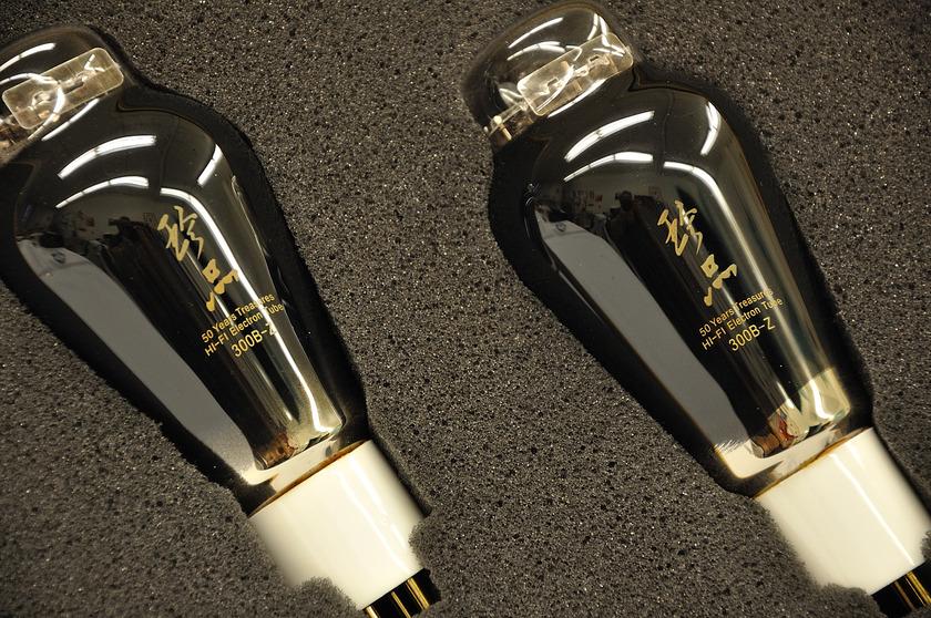 Shuguang matched pair Premium Grade Treasure 300B Z Tube