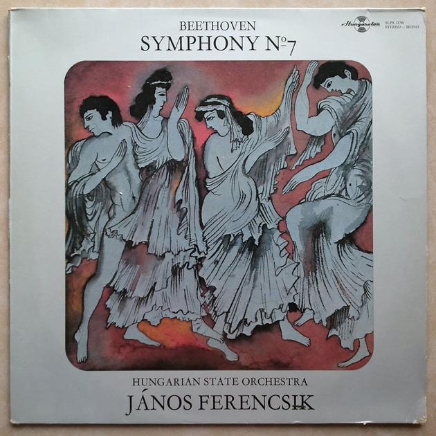 HUNGAROTON | FERENCSIK/BEETHOVEN - Symphony No. 7 / EX