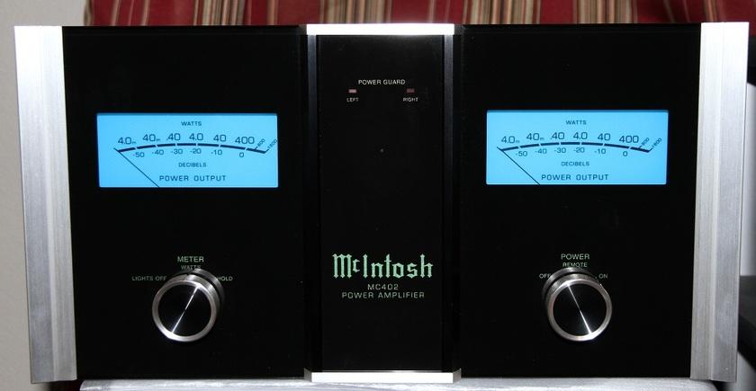 McIntosh MC402 Amplifier