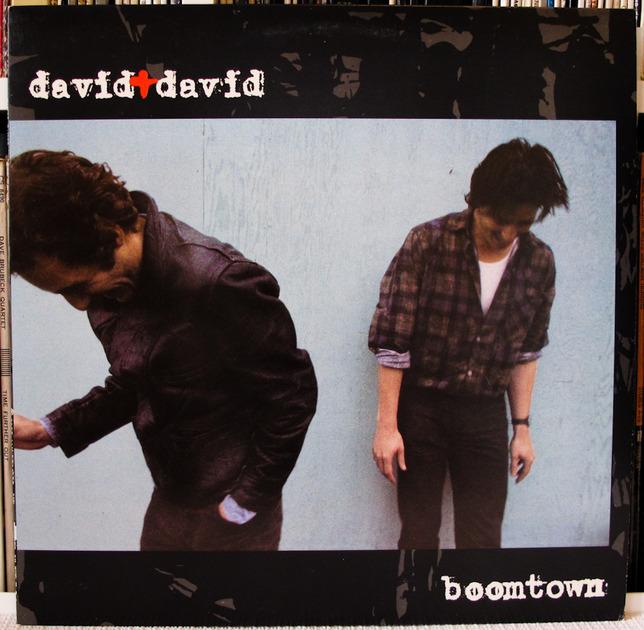 David+David - Boomtown nm