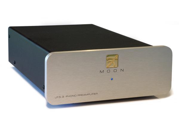 SIMAUDIO LP 5.3 PHONO PRE-AMP SILVER