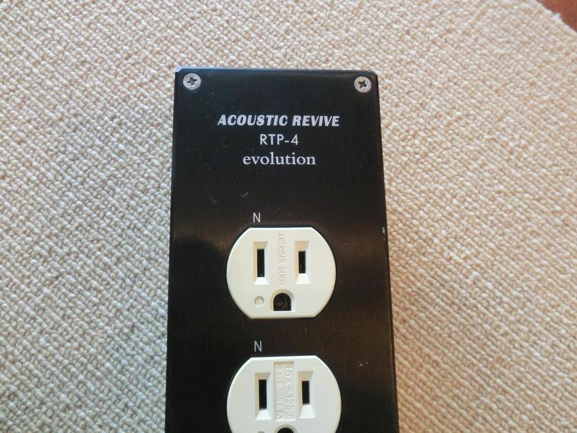 Acoustic Revive RTP-4 Evolution power distribution box