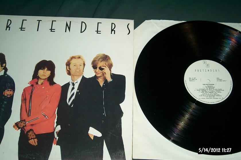Pretenders - S/T LP NM Import Vinyl Pressing