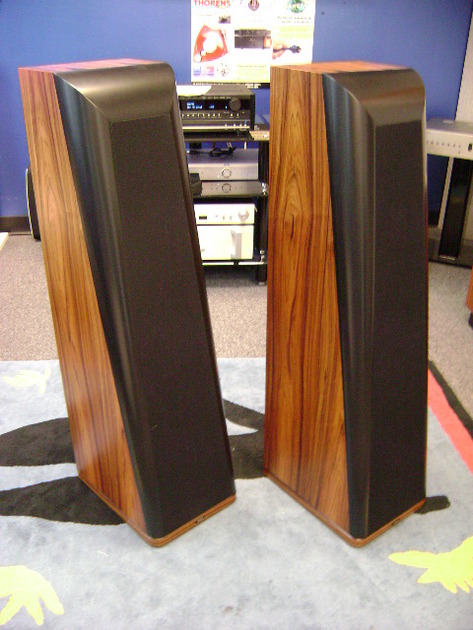 Thiel CS 2.4 Floorstanding Speakers - SWEET!