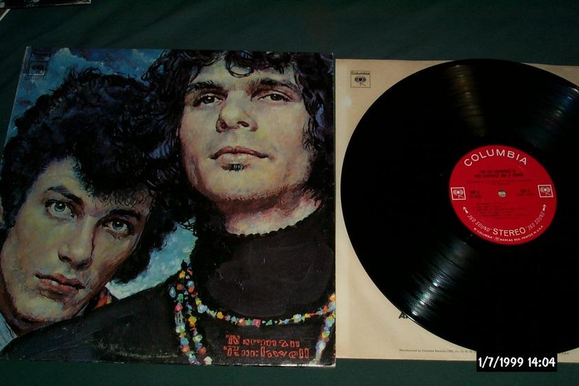 Kooper & Bloomfield - The Live Adventures Of Mike Bloomfield And Al Kooper 2 LP NM