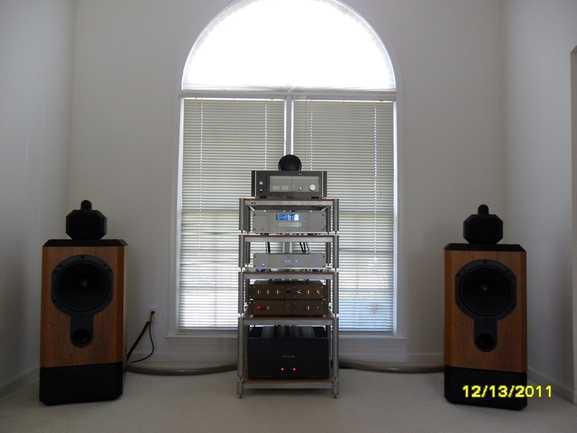 B&W  Matrix 801 Series II Speakers