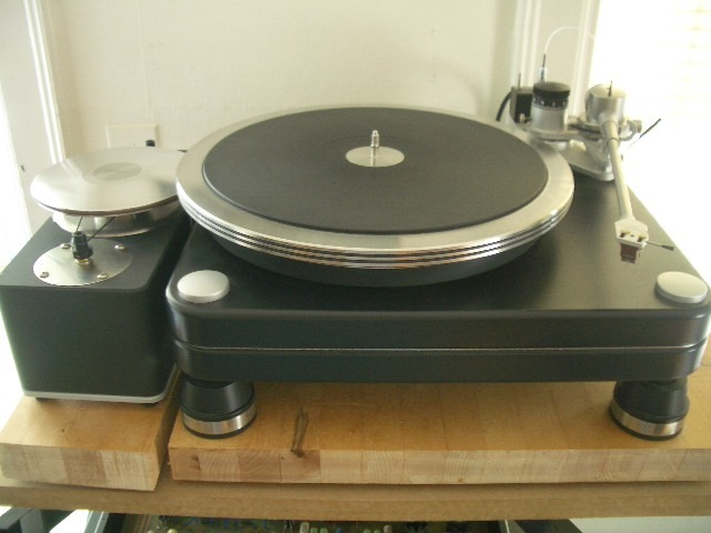 VPI Super Scoutmaster Reference + with Classic 3 Tonearm Upgrade