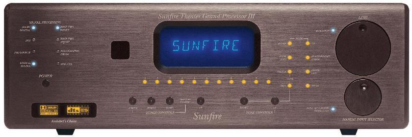 Sunfire Theater Grand III Original Owner.