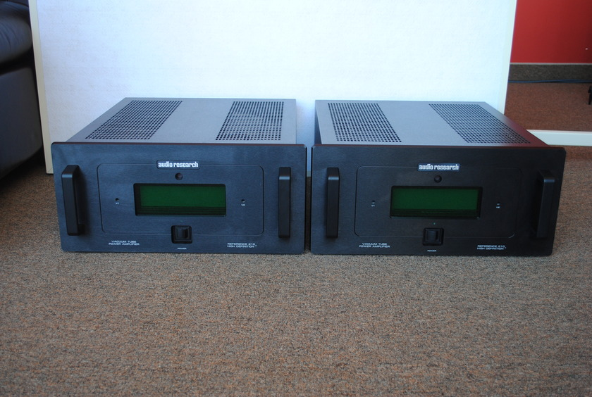 Audio Research Model Reference 210  Monoblock Poweramps