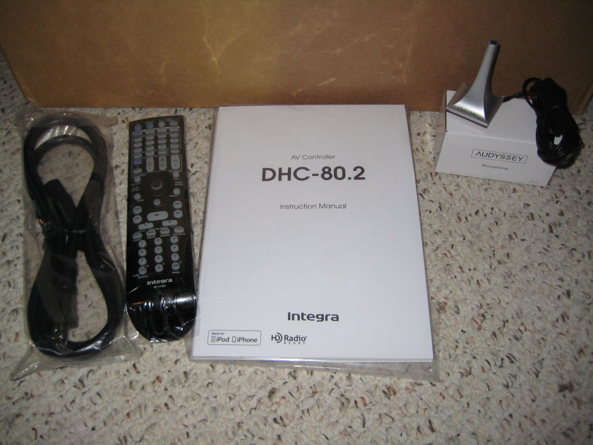 Integra DHC-80.2 9.2 Channel processor