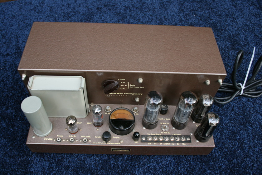 Marantz Model 2 Amplifiers Extremely rare in excellent condition