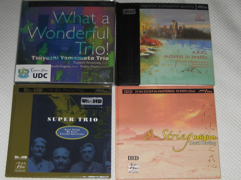 Lot of 20 - Audiophile CD