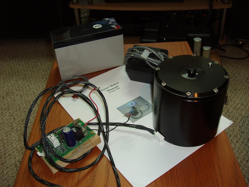 Teres  motor Pod String drive Battery power