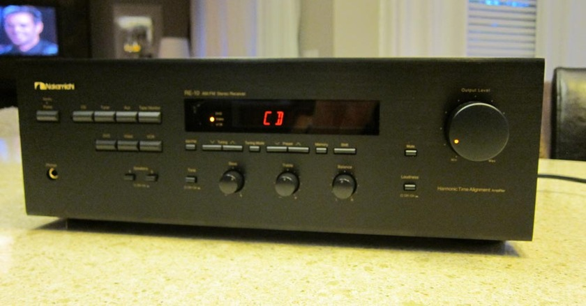 Nakamichi RE-10 Stereo Audio Receiver