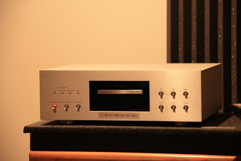 Esoteric DV-60 Universal Player, price shipped!