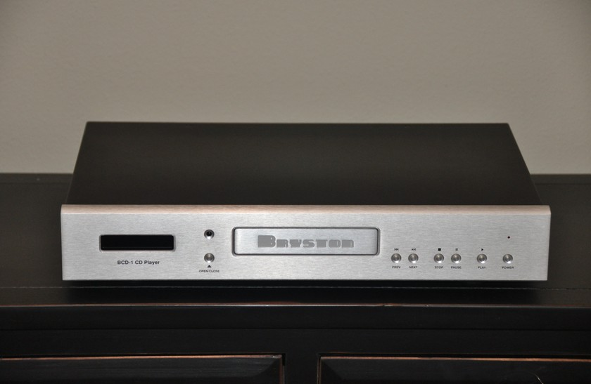 Bryston BCD-1 BCD-1 CD Player