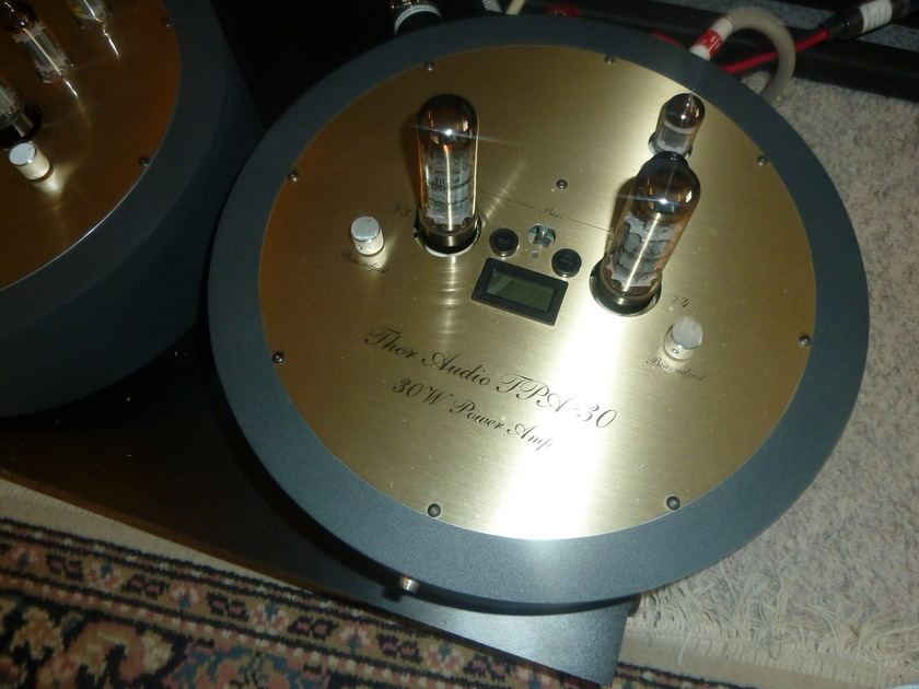 Thor Audio TPA 30 Mk I Monoblock Amplifiers