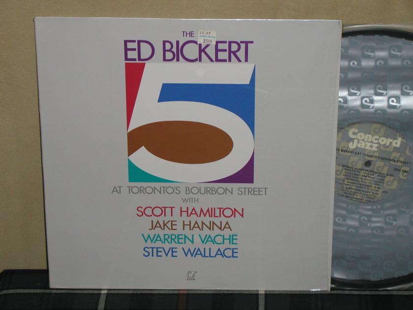 Ed Bickert 5 - At Toronto's Bourbon Street Concord Still in shrink