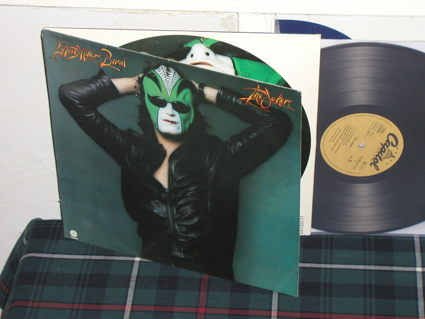 Steve Miller Band - The Joker GERMAN Import LP EMI/Electrola 062