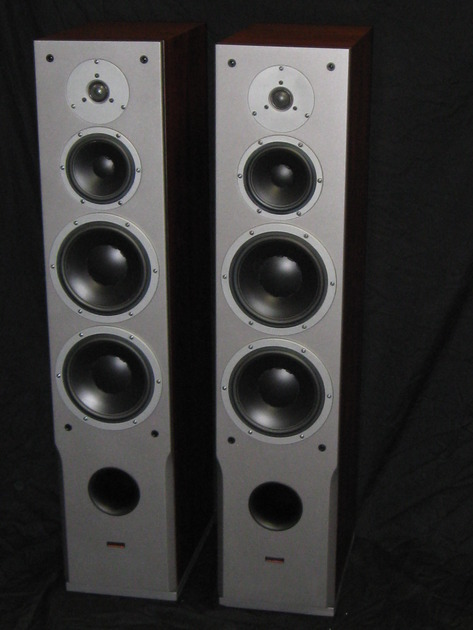 Dynaudio Audience 82 Rosewood - MINT