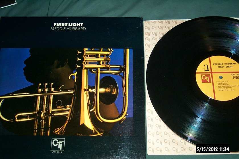 Freddie hubbard - First Light lp nm
