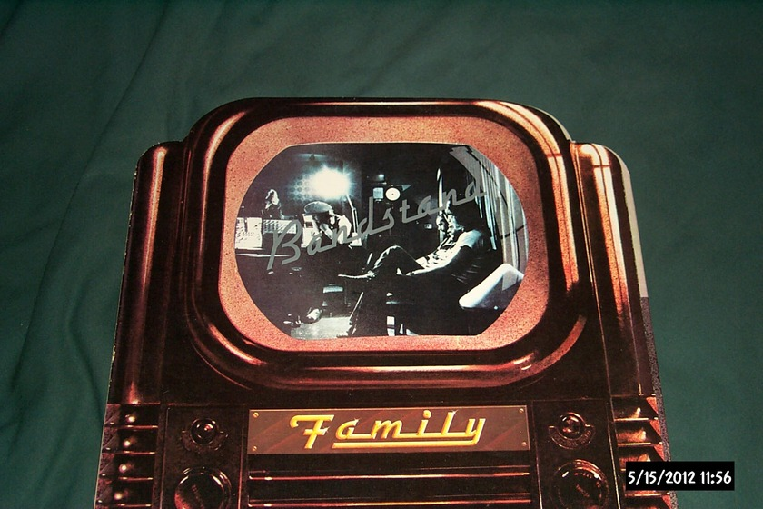 Family - Bandstand lp nm