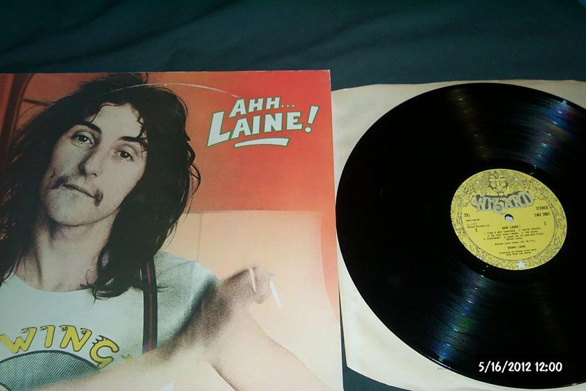 Denny laine - Ahh Laine! uk vinyl nm