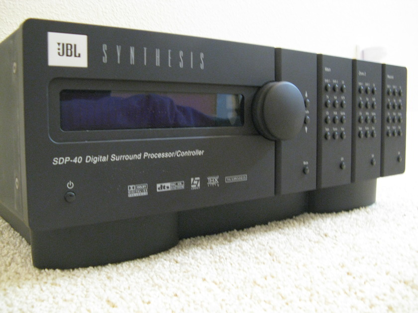 JBL Synthesis SDP-40 Surround Processor