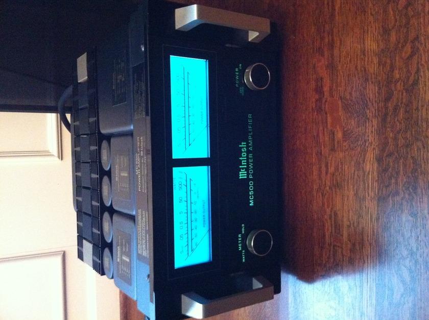 Mcintosh  MC500 500WX2