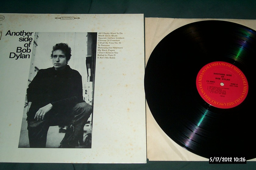Bob dylan - Another Side Of bob dylan lp nm