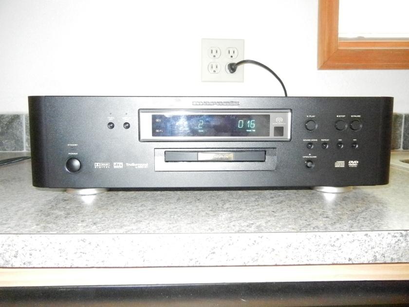 Marantz SA12-S1 SACD, DVD, Player