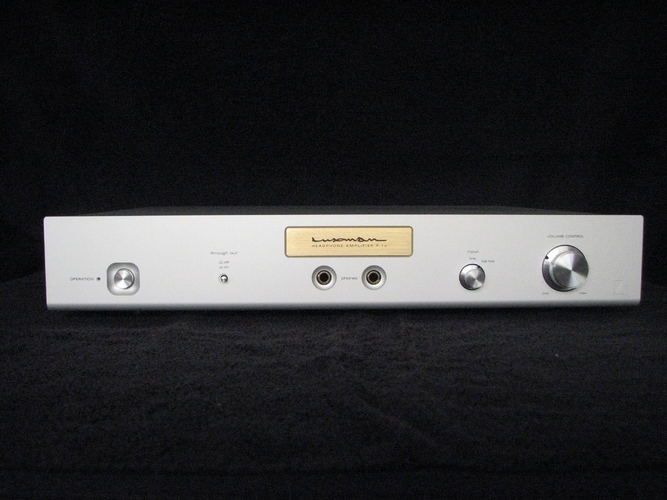 Luxman P1-U Headphone Amp