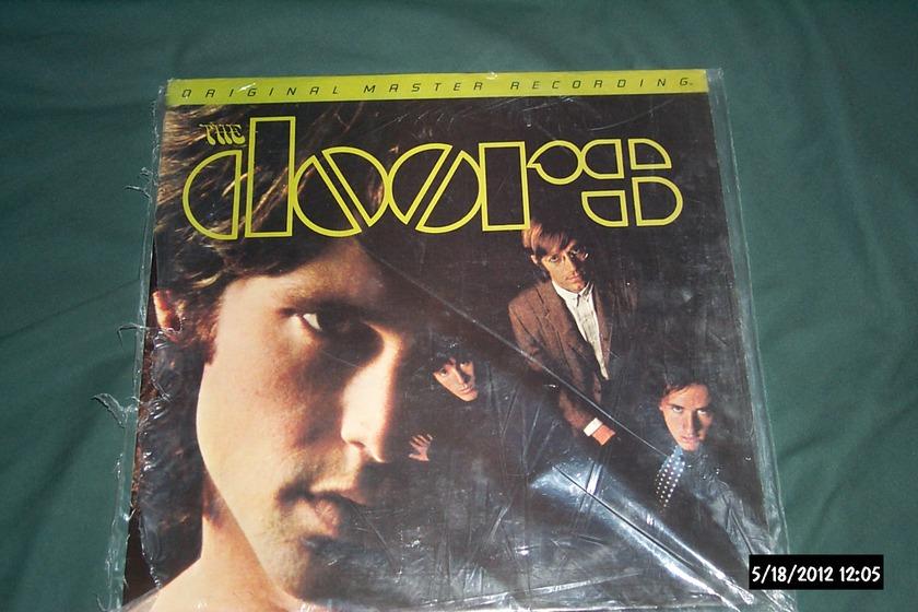 The doors - The Doors MFSL Vinyl Japan LP NM