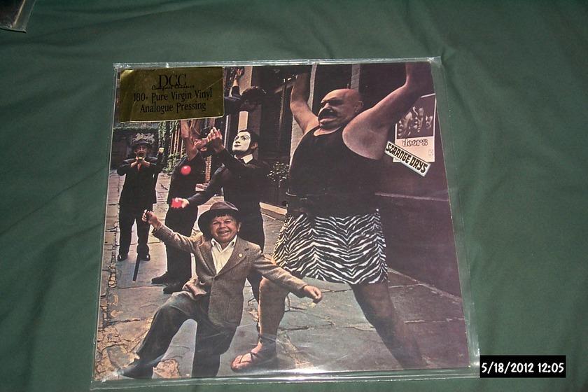 The doors - DCC Audiophile Vinyl strange days lp nm