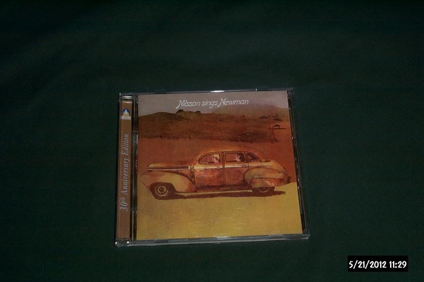 Harry Nilsson - Nilsson Sings Newman with bonus tracks