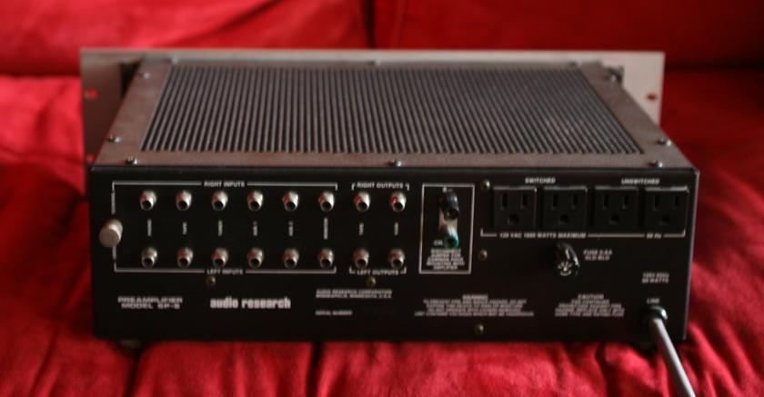 Audio Research SP-8 Hi Def Stereo Pre-Amplifier