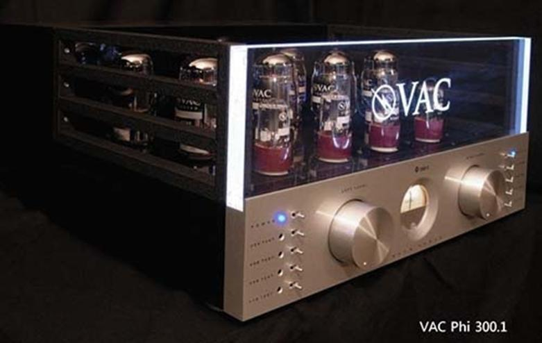 VAC - Valve Amplification Company 300.1 Amazing Amp(s) to 2 good sonic Homes