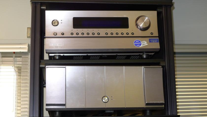 Integra Research RDA-7 & RDC-7 7-channel amplifier & Processor