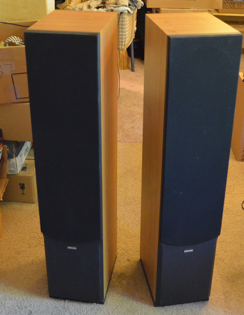 Dynaudio Audience 80 loudspeakers