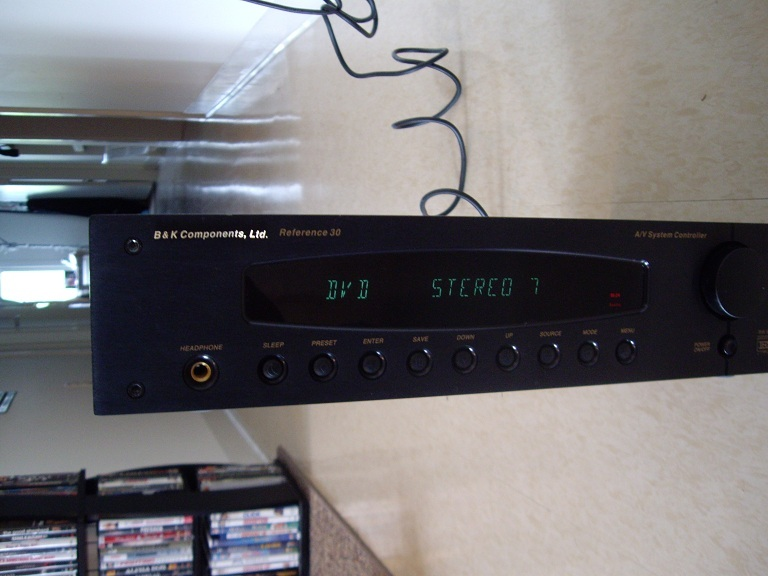 B&K Reference 30 Preamp/Processor Reference 30 Preamp/Processor
