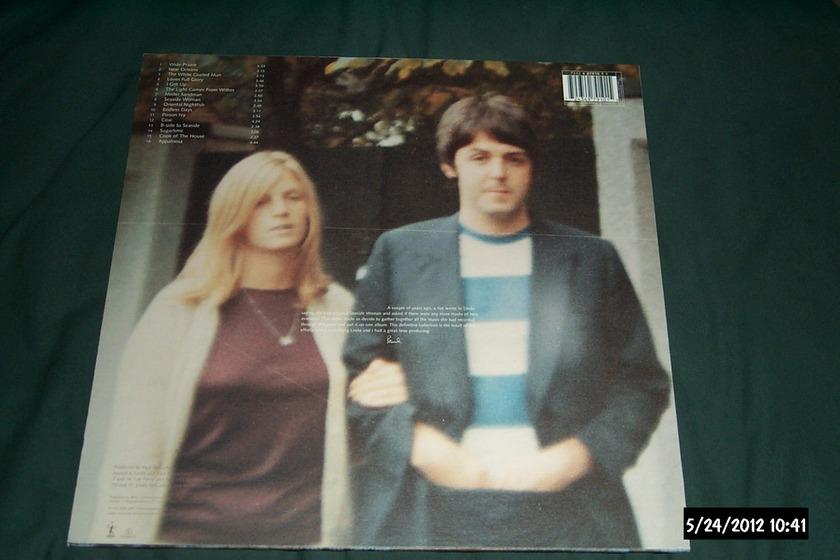 Linda McCartney - Wide Praire Rare UK LP NM Paul McCartney