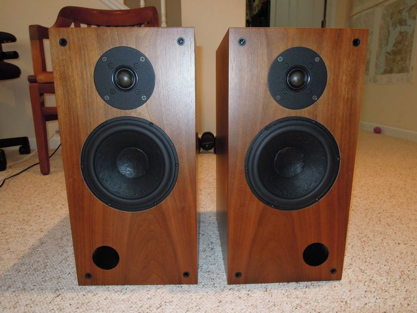 Sophia Electric SET speakers Princess II w/ scan-speak drivers excellent cond w/ boxes