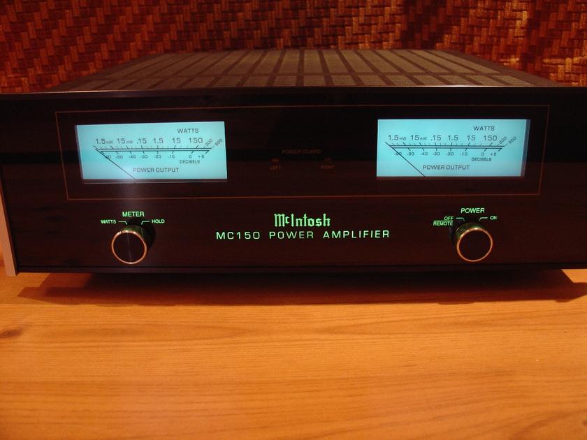 McIntosh MC 150  MC150 Amplifier