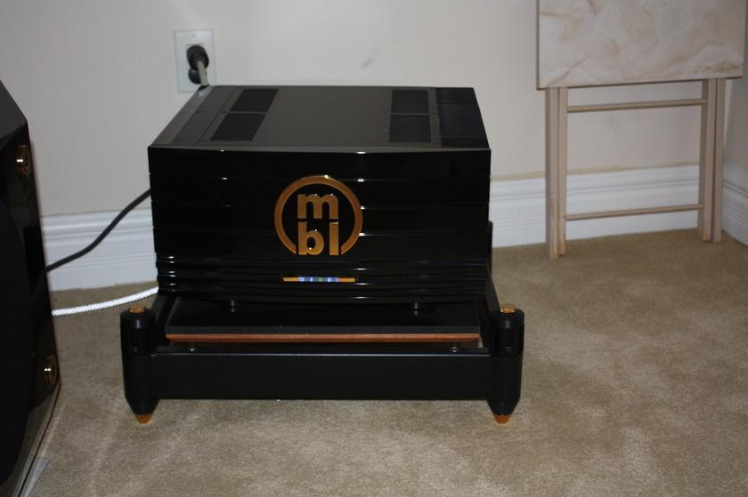 MBL 9007 mono's Black/Gold PRICE REDUCED
