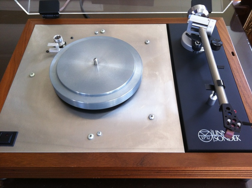 LINN PRODUCTS LTD. ITTOK LVII TONEARM + Van Den Hul MC - TWO cartridge