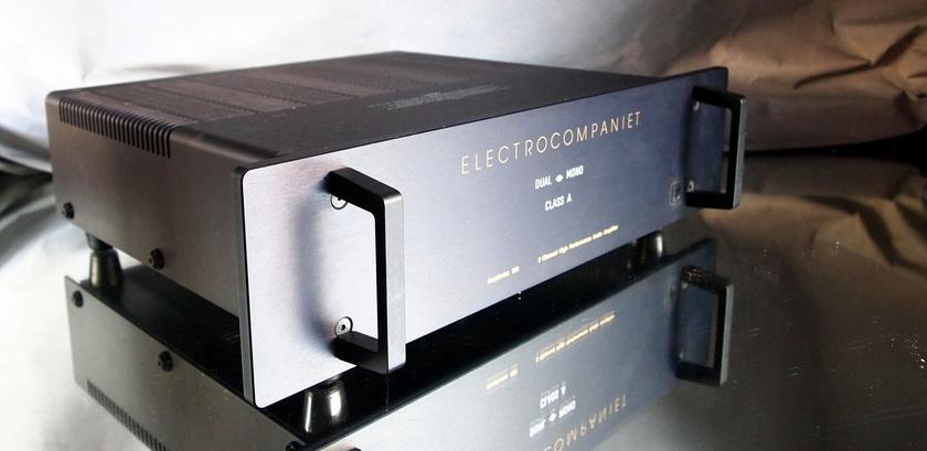 ELECTROCOMPANIET AMPLIWIRE 100 Dual Mono Class A power amp