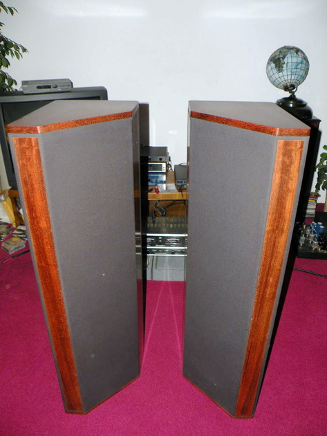 ESP HARP speakers Amazing imaging, uniquely designed to give tight focus & wide soundstage
