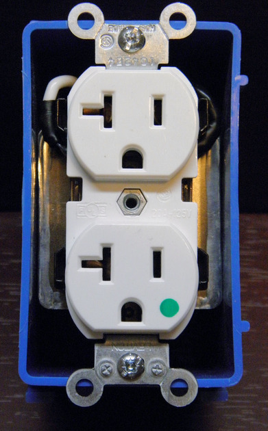 Cullen Cable Perfect Plug  (inline Receptacle filter) Made in  the USA!